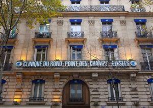 klinika-Rond-Point-des-Champs-Elysees-franciya