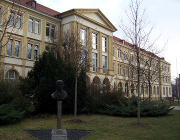 Университетская клиника им. Карла Густава Каруса в Дрездене