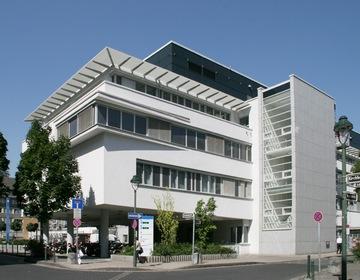 Евангелическая клиника Дюссельдорфа (EVK)