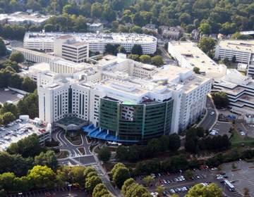 Каролинский медицинский центр – Шарлотт, Северная Каролина