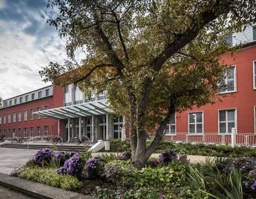 Больничный комплекс Хавелхеэ в Берлине