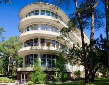 Европейский центр здоровья в Отвоцке