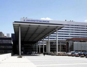Клиника при Франкфуртском университете