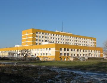 Больница WSSK, Польша