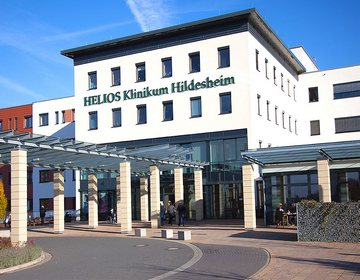 Клиника Гелиос в Хильдесхайме