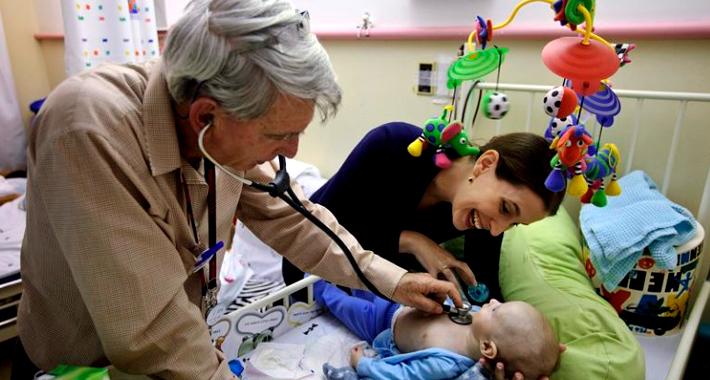 Лучшие детские нейрохирурги Израиля