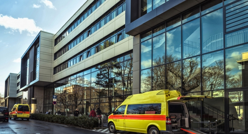 Клиника Дрезденского университета