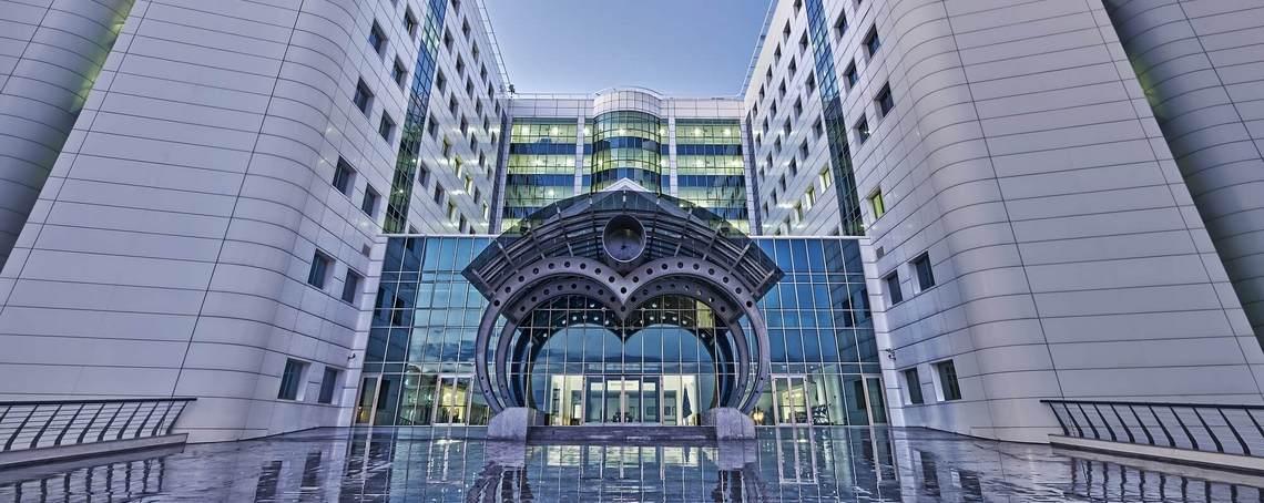 Ближневосточная больница 1
