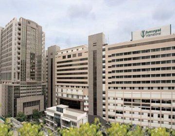 Международный госпиталь Бумрунград