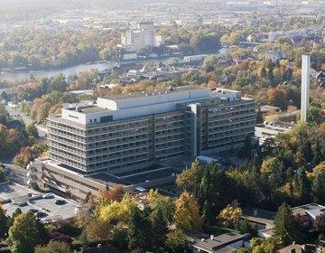 Больница Леопольдина
