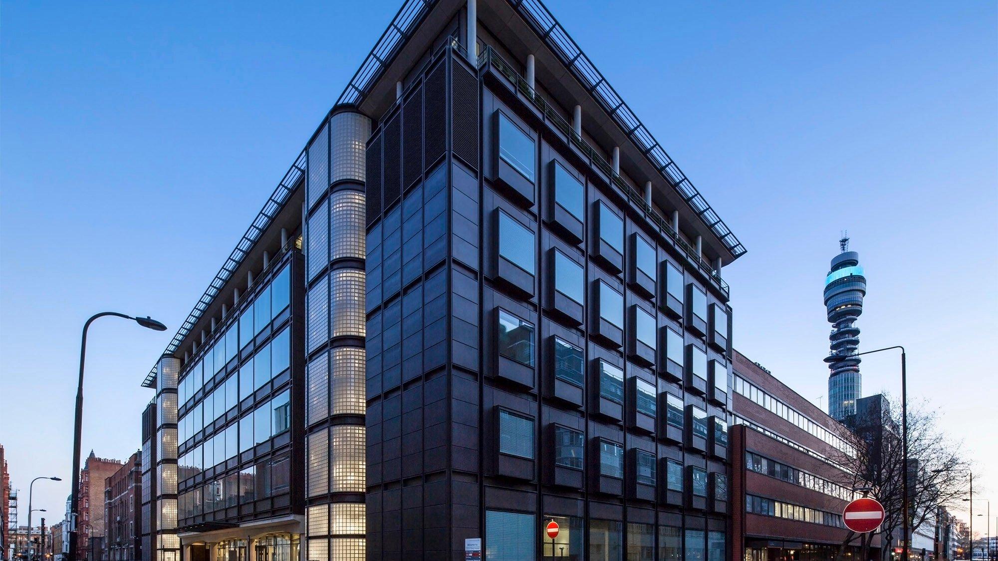 Университетская онкологическая клиника в Лондоне