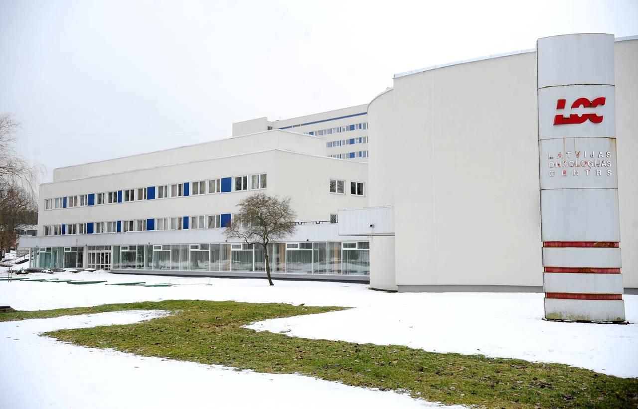Латвийский онкологический центр