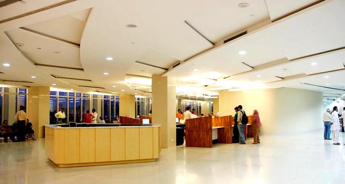 Лечение в больнице Меданта в Индии