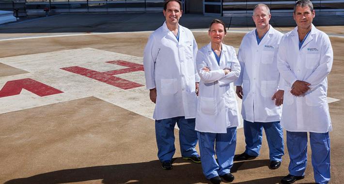 Лучшие врачи Америки в больнице Бостона