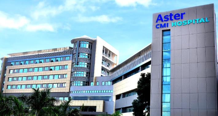 Терапия в клинике в Астер CMI в Индии