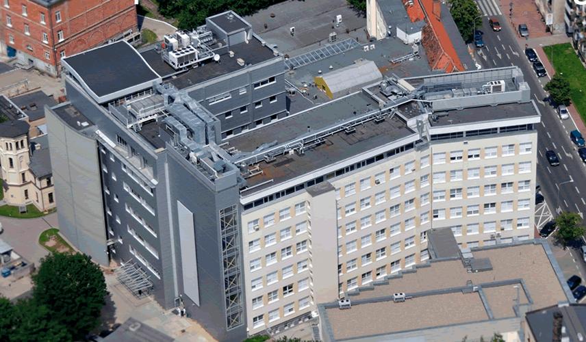 Великопольский центр онкологии (WCO)