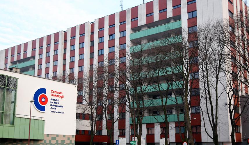 Национальный институт онкологии в Гливице