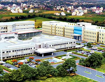 Глобал Хоспитал в Ченнаи
