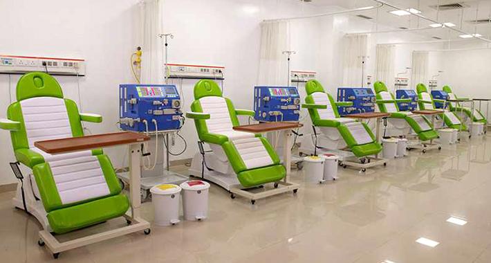 Лечение у лучших врачей Global Hospital Chennai