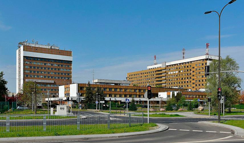 Национальный исследовательский институт онкологии им. Марии Склодовской-Кюри в Варшаве