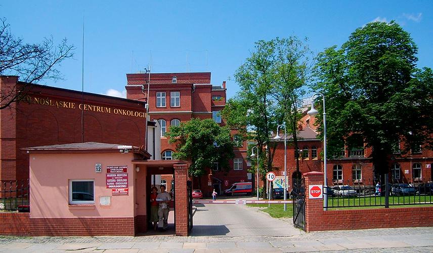 Нижнесилезский онкологический центр во Вроцлаве