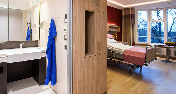 Госпиталь скорой помощи в Берлине