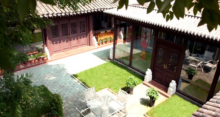 Больница Jensin в Пекине
