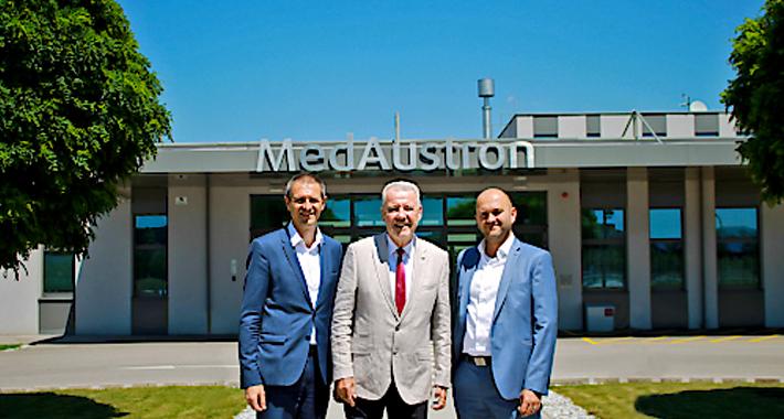 Медицинский туризм в больнице MedAustron