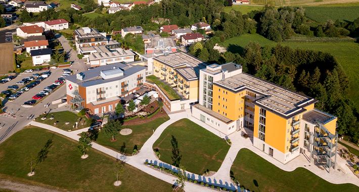 Ревитал Аспах в Австрии