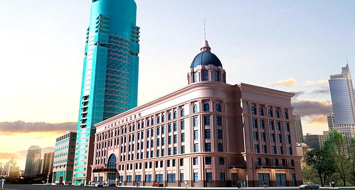 Shanghai Changzheng Hospital в Китае