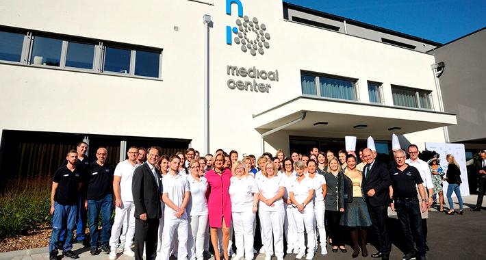Центр Nuhr Medical предлагает высокие стандарты