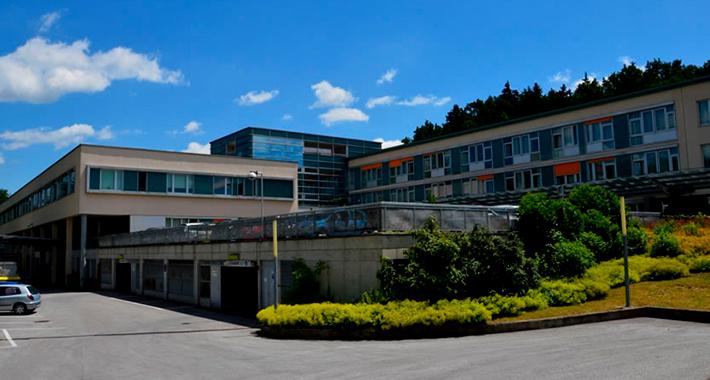 больница Грац Рагниц
