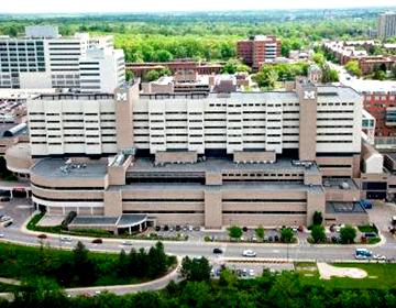 Медицинский центр Michigan Medicine (UMHS)