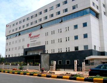 Медицинский центр Wockhardt Hospital