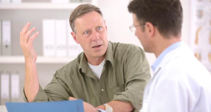 Формы хронического простатита